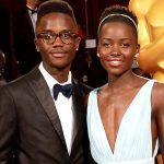 Lupita Nyong'o With Her Brother Peter Nyong'o