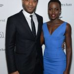 Lupita Nyong'o With Her Ex-Boyfriend Chiwetel Ejiofor
