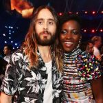 Lupita Nyong'o With Her Ex-Boyfriend Jared Leto