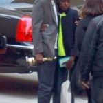 Lupita Nyong'o With Her Ex-Boyfriend K'Naan
