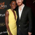 Lupita Nyong'o With Her Ex-Boyfriend Michael Fassbender