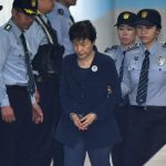 Park Geun Hye Taken For Hearing