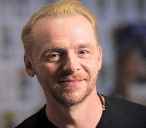 Simon Pegg Height, Weight, Age, Wife Children, Biography & More