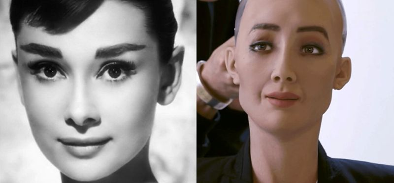 Sophia (Robot) Age, Biography, Facts & More | StarsInformer