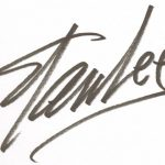 Stan Lee Signature