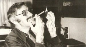 Stan Lee Smoking