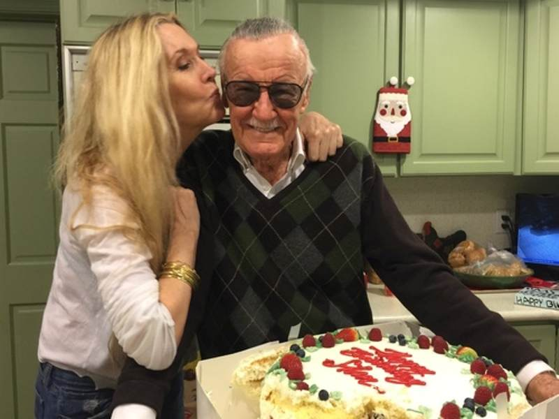 Stan Lee Age Death Wife Children Family Biography