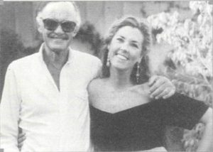 Stan Lee With His Wife Joan B. Lee After Marriage