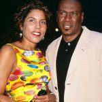 Ving Rhames with Valerie Scott