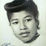 Katherine Jackson in younger days