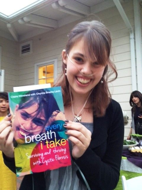 Claire Wineland - Every Breath I Take