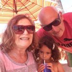 Leonor Varela Parents With Her Daughter
