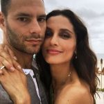 Leonor Varela With Her Husband