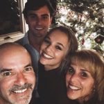 Madison Iseman With Her Family