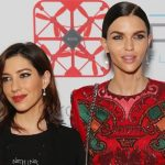 Ruby Rose with her Ex-Girlfriend, Jess Origliasso Image