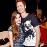 Ansel Elgort With Kaitlyn Dever