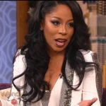 Idris Elba ex-girlfriend K. Michelle