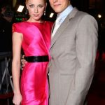 Amber Heard with her boyfriend Sean Faris