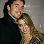 Amber Heard with her ex-boyfriend Mark Wystrach