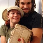 Jason Momoa with his ex-girlfriend Simmone Jade Mackinnon