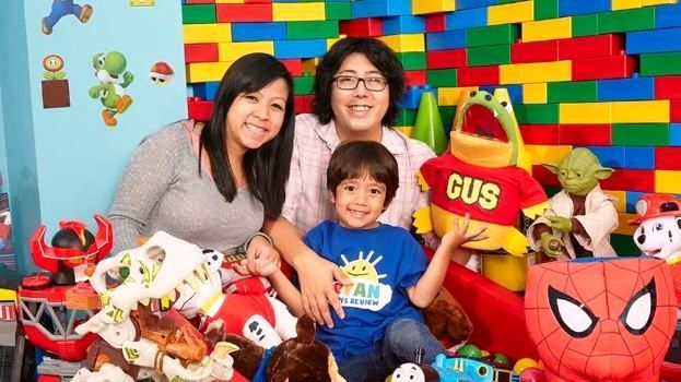 Ryan (YouTube – Ryan ToysReview) Age, Family, Ethnicity, Net Worth