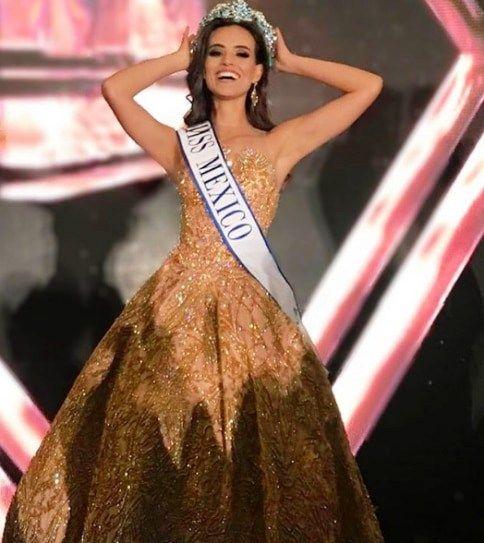 Vanessa Ponce de Leon - Miss Mexico 2018