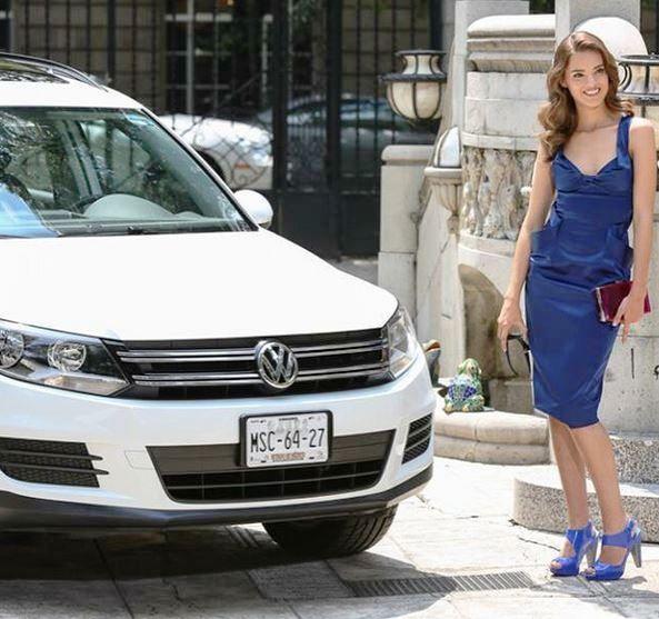 Vanessa Ponce de Leon's Volkswagen Tiguan