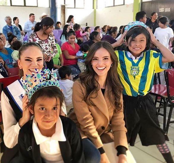 Vanessa Ponce de Leon, a human rights activist