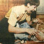 Angel Giuffria's Mother Chrystal Violet Johnson Giuffria