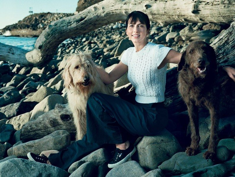 MacKenzie Bezos Spending Time With Her Pets