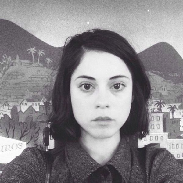 Rosa Salazar In Her Teenage