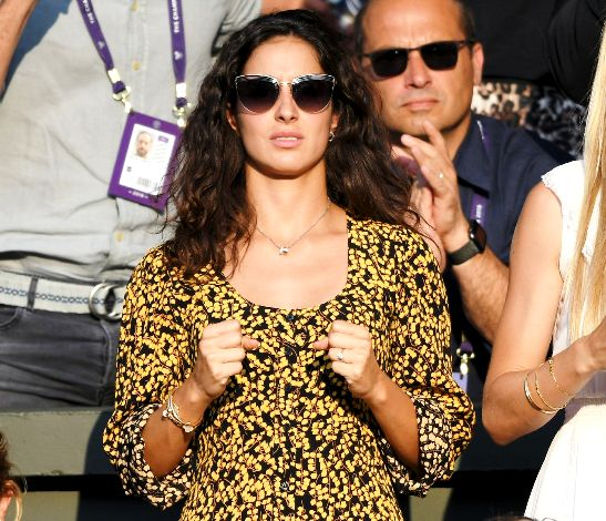 Xisca Perello spotted wearing her engagement ring