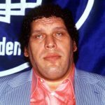 Andre the Giant, father of Robin Christensen-Roussimoff