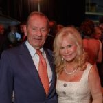 Annabel Bowlen with her husband Pat Bowlen