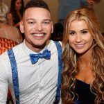 Katelyn Jae with her husband Kane Brown