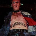 Keith Flint tattoos image