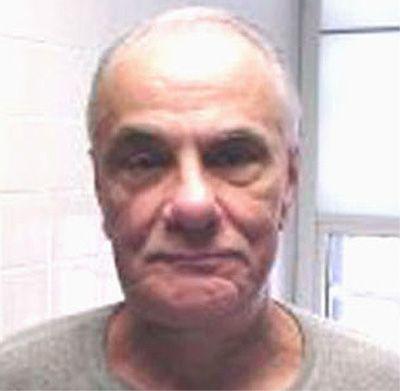 Last photo of John Gotti in Prison