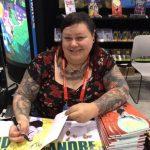 Robin Christensen-Roussimoff tattoos