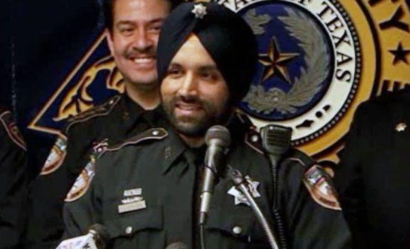Deputy Sherrif Sandeep Dhaliwal