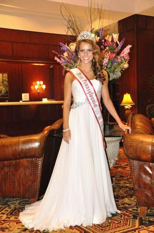 Camille Schrier after winning the USA Ambassador Teen title