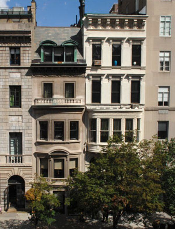 Michael Bloomberg Five Story Apartment in Manhattan