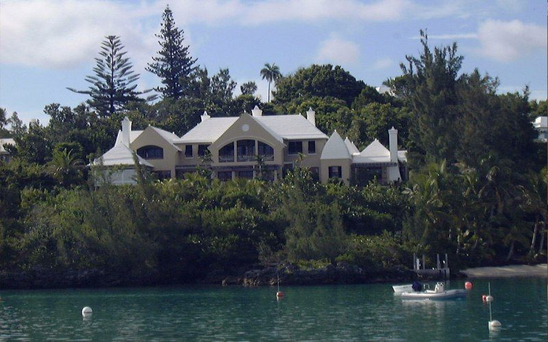 Michael Bloomberg's House in Bermuda
