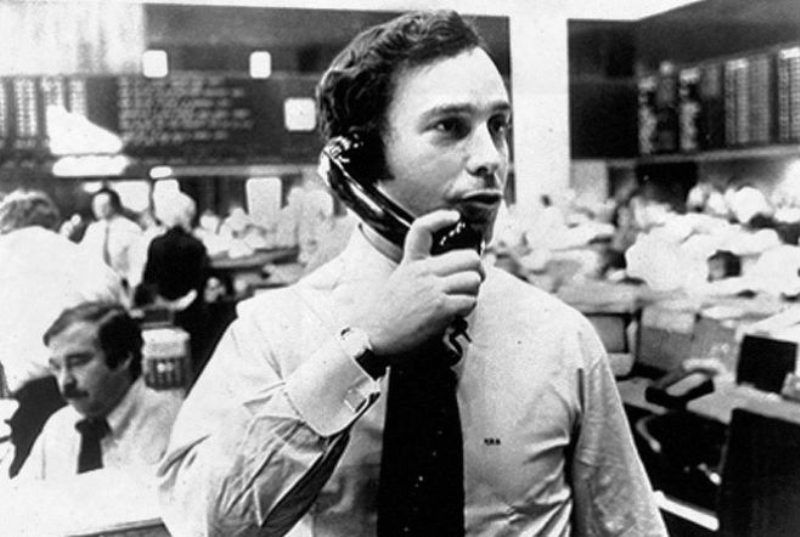 Michael Bloomberg as a Block Trader at Salomon Brothers