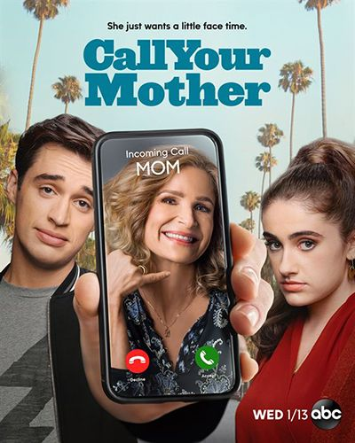 Call Your Mother (2021)