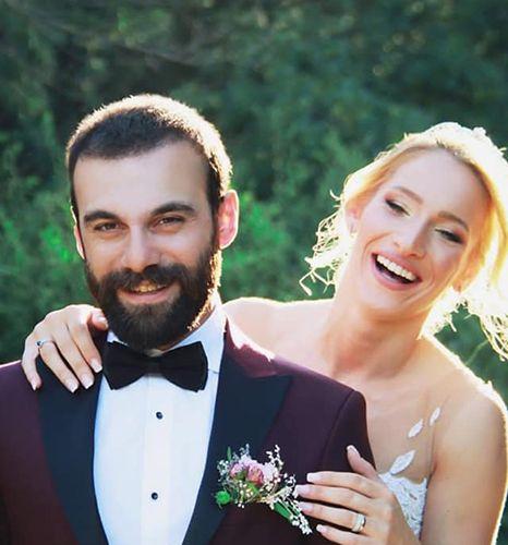 Cavit Çetin Güner with Hatice Gizem Örge