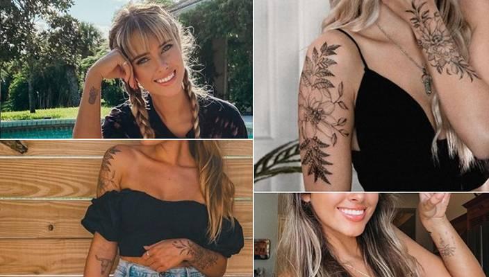 Emily Zeck's tattoos