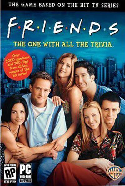 Friends The One with All the Trivia (2005)