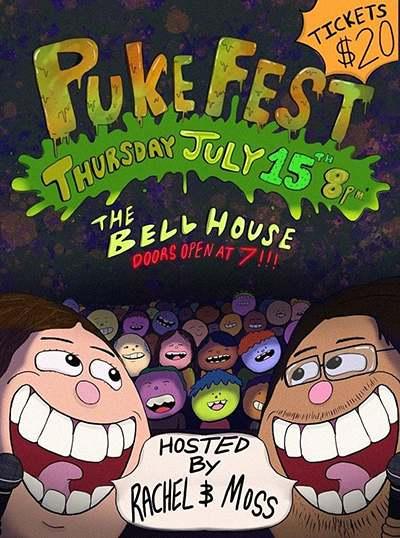 Puke Fest (2018)