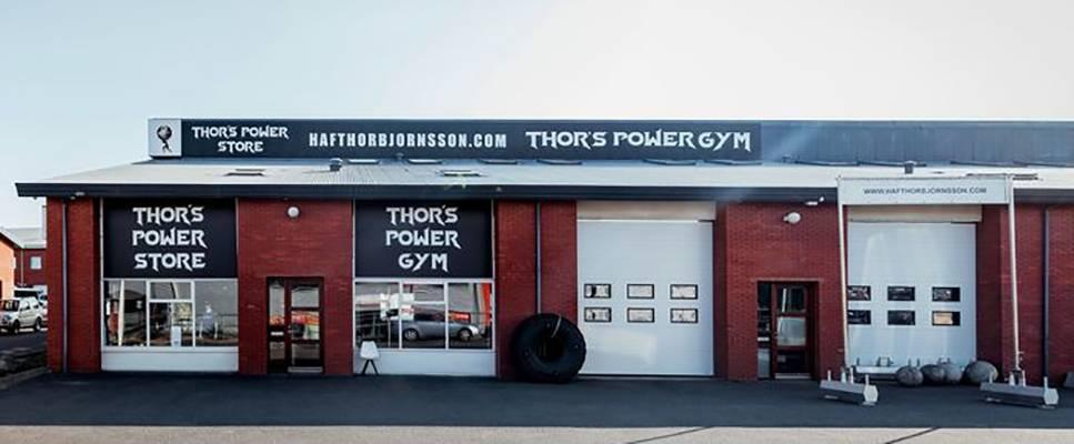 Thor's Power Gym