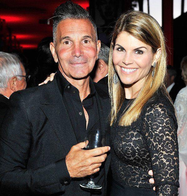 Lori Loughlin and Mossimo Giannulli